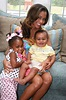 CBB Exclusive: Ione Rucker Jamison talks to us about motherhood, her tougher son and girly daughter! – Moms & Babies – Celebrity Babies and ...