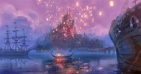 Cinderella Castle At Night Wallpaper Disney Castle Desktop Wallpaper Wallpapersafari