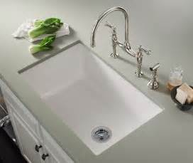 rohl allia fireclay single bowl undermount kitchen sink