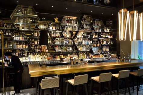 Commercial Bar by Il Milione Bar Ristorante Italiano Hong Kong Asia