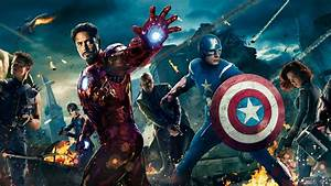The Avengers Wallpapers Hd - impremedia.net