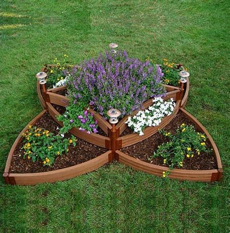 unique raised garden bed ideas images