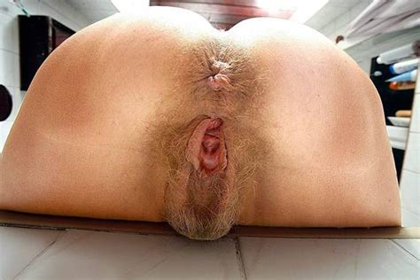 Very Hairy Mature Pussy And Inviting Ass Too Dick Pound