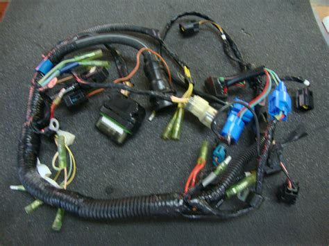 Yamaha Outboard Wiring Harnes by Yamaha Outboard F30 40hp 4 Stroke Wire Harness Assembly