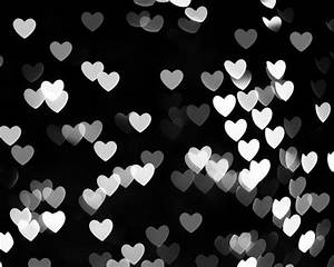Abstract photography black and white wall art heart ...