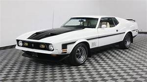 1971 FORD MUSTANGE MACH 1 WHITE - YouTube