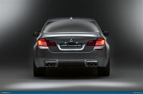 Ausmotivecom Official Pics Of Bmw Concept M5 Released