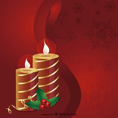 immagini di candele di natale candele di natale vettoriale scaricare vettori gratis