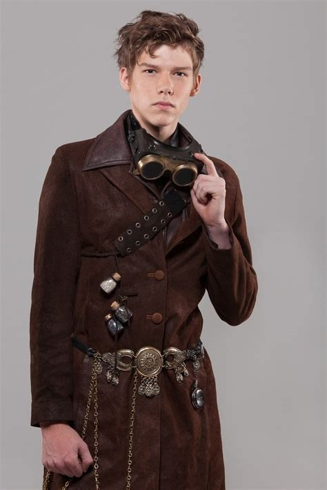 awesome examples  steampunk outfits  guys