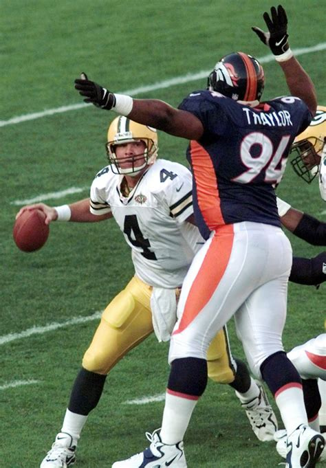 Packerville Usa Super Bowl Xxxii — As Seen By The Media