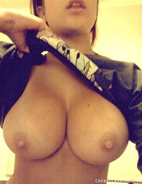 Perky Boobs Archives Coeds Flashing