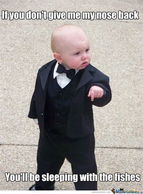 Boss Baby by fluhfyengineer   Meme Center