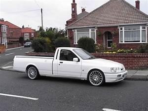 1990 Ford Sierra P100 Ute