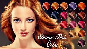 Change Hair Color APK Download Free Photography APP For