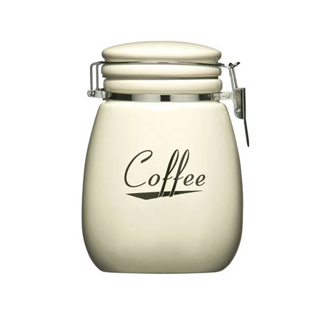 coffee kitchen canisters coronet kitchen ceramic storage canisters jars set