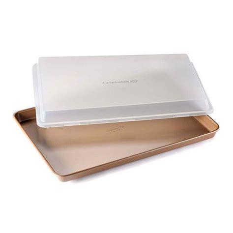 sheet calphalon nonstick baking cookie sheets bakeware pans covered kohls cookware kohl kitchen pan cake amazon regular