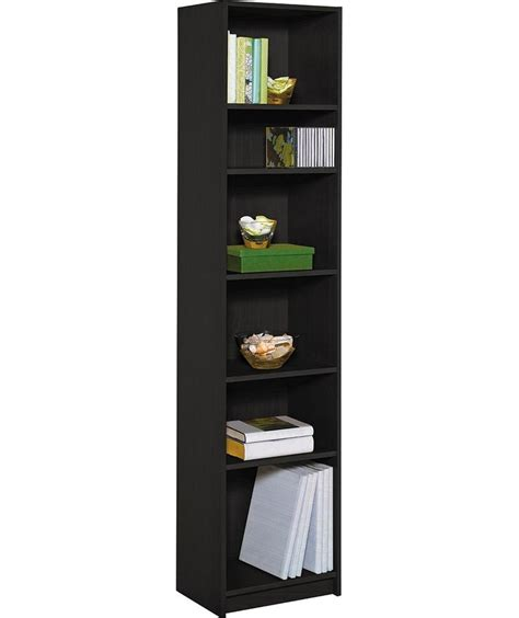 extra shelves for bookcase buy maine half width tall extra deep bookcase black ash