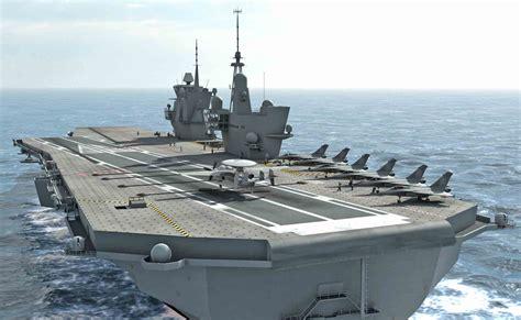 second porte avions une promesse suspendue au budget mer et marine