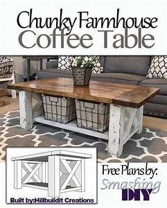25 best ideas about farmhouse coffee tables on pinterest With farm coffee table plans