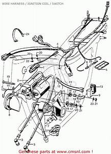 1972 Honda Cb450 Parts Diagram