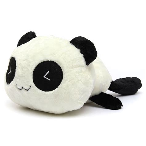 45cm 17 stuffed plush doll toy animal cute panda pillow