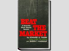 Beat the Market Edward O Thorp
