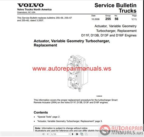 small engine repair manuals free download 1996 volvo 960 parental controls volvo d11 d13 d16 service manual auto repair manual forum heavy equipment forums download