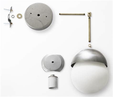 diy light fixture brass black globe sconce deuce