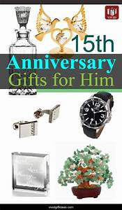 54 best wedding anniversary gift ideas for men and women With 15th wedding anniversary gift ideas for her
