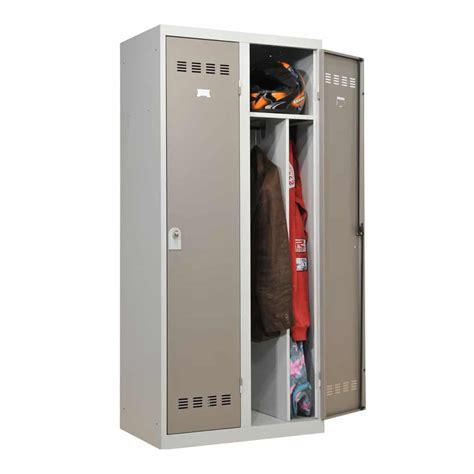 vestiaire metallique 1 porte cool of armoire vestiaire m 233 tal 2 portes lit et armoires