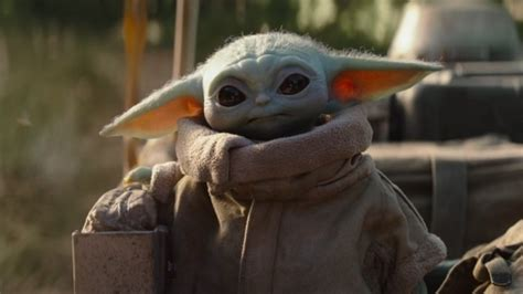 Feel The Power of The Force With The New Baby Yoda ...
