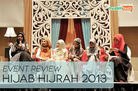 event review hijab hijrah  muzlimbuzzsg