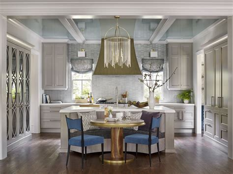 house beautiful kitchen design farrow and house beautiful 2016 kitchen of the year 4332