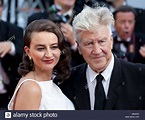 Cannes, France. 28th May, 2017. Emily Stofle and director ...