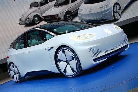Future Electric Cars by Visionary I D Heralds Vw S All Electric Future Car Magazine