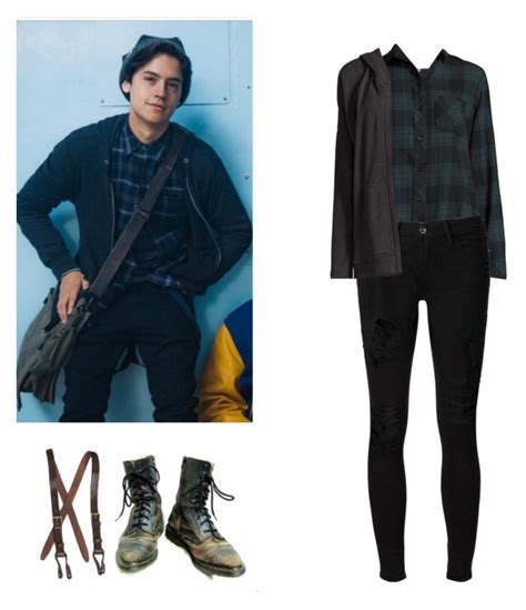 Jughead Jones - Riverdale | Beach lunch Polyvore fashion and Lunches