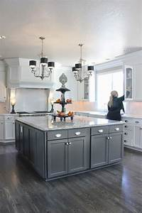 best 25 grey kitchen floor ideas on pinterest grey tile With kitchen cabinet trends 2018 combined with candle holder stands floor