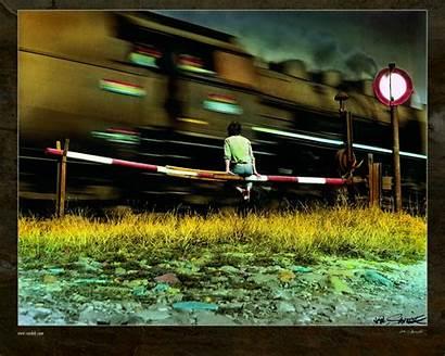 Saudek Jan Wallpapers Fotografie Sarah Obrazky Kb