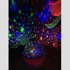 Zhoppy Starlight Projector Night Light (purple) Zhoppy