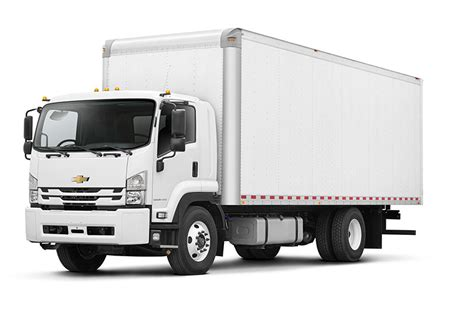 Chevrolet Announces New Mediumduty Commercial Truck