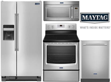 Maytag Kitchen Appliance Package