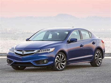 acura ilx  review kelley blue book