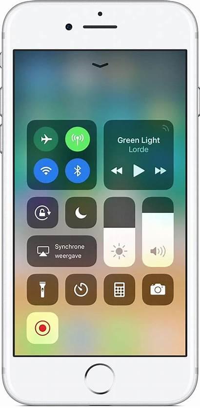 Iphone Ipad Tela Schermo Ios Apple Opnemen