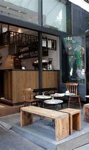 rustic cafe interior design - Google Search | ID concept ...