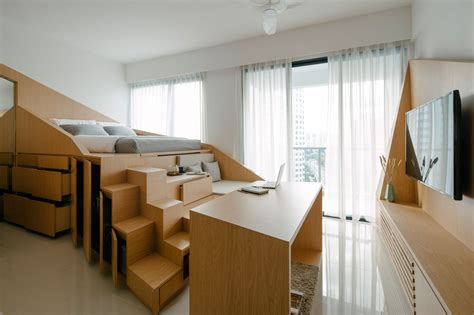Small Living Streamlined Studio Apartment by Minimalist Interior Design 6 Easy Ways To Achieve The