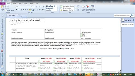Templates For Onenote 2013 by Onenote Templates Gantt Chart Excel Template
