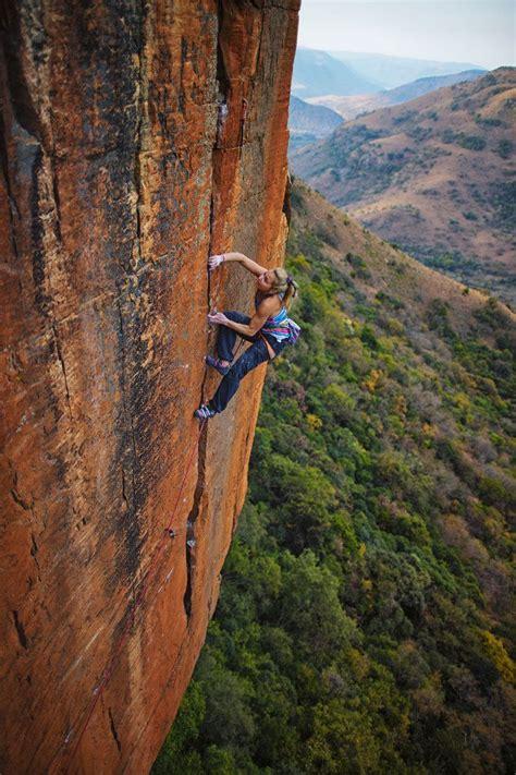 Photos Sasha Digiulian Climbing In South Africa An