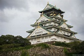 Osaka Castle - One of the most famous in Japan