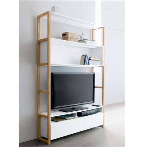 etagere a roulettes pour bibliotheque 17 best images about meuble tv bibliotheque on