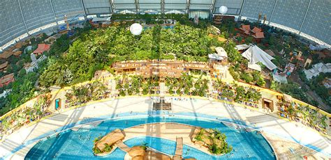 tropical islands resort in germany unusual travel around the world